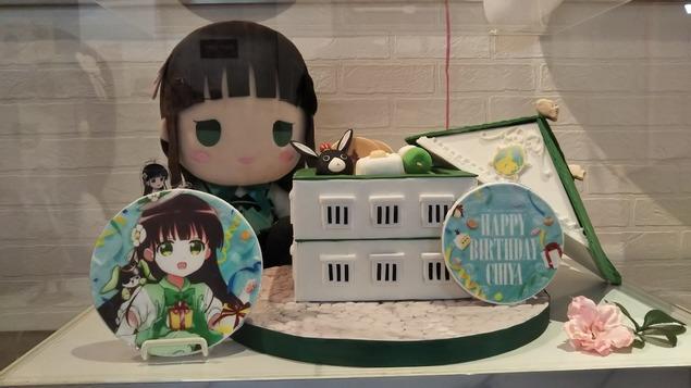 【こころぴょんぴょん】東京でごちうさづくしの一日を! マルイ・アニメイト・あにばーさるカフェ!!