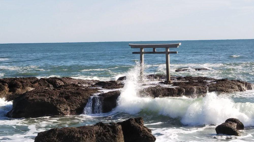 【2020年大洗初め】大洗磯前神社で初詣です!