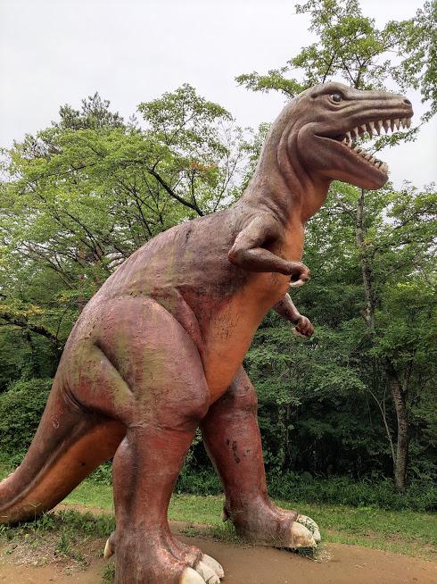 【茨城どうでしょう】森の中にいる恐竜たちに会いに行くのはどうでしょう~水戸市森林公園編~